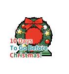 クリスマス前に♪アドベントカレンダー(個別スタンプ:15)