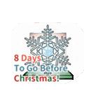 クリスマス前に♪アドベントカレンダー(個別スタンプ:17)
