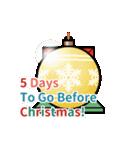 クリスマス前に♪アドベントカレンダー(個別スタンプ:20)