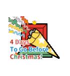 クリスマス前に♪アドベントカレンダー(個別スタンプ:21)