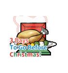 クリスマス前に♪アドベントカレンダー(個別スタンプ:22)