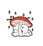 すこぶる動くちびウサギ&クマ【愛2】(個別スタンプ:15)