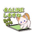 もふもふしっぽの子猫ちゃん 毎日使う言葉(個別スタンプ:8)