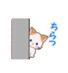もふもふしっぽの子猫ちゃん 毎日使う言葉(個別スタンプ:20)