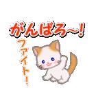 もふもふしっぽの子猫ちゃん 毎日使う言葉(個別スタンプ:29)