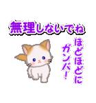 もふもふしっぽの子猫ちゃん 毎日使う言葉(個別スタンプ:30)