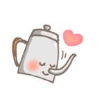 バリスタ!&コーヒー器具(個別スタンプ:3)