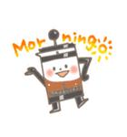 バリスタ!&コーヒー器具(個別スタンプ:5)