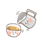 バリスタ!&コーヒー器具(個別スタンプ:7)