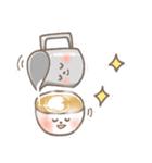 バリスタ!&コーヒー器具(個別スタンプ:8)