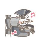 バリスタ!&コーヒー器具(個別スタンプ:14)