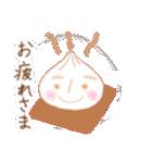 手書きクレヨン風 冬のスタンプ(個別スタンプ:4)