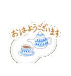 手書きクレヨン風 冬のスタンプ(個別スタンプ:9)