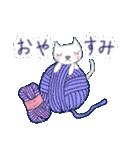 手書きクレヨン風 冬のスタンプ(個別スタンプ:11)