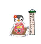 手書きクレヨン風 冬のスタンプ(個別スタンプ:39)