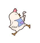ママ。鶏(個別スタンプ:1)