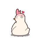 ママ。鶏(個別スタンプ:7)