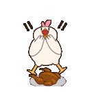 ママ。鶏(個別スタンプ:10)