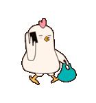 ママ。鶏(個別スタンプ:12)