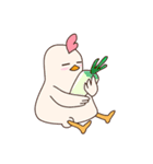 ママ。鶏(個別スタンプ:23)