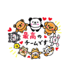 絵描きサリー☆お仕事にも使えるスタンプ♪(個別スタンプ:37)