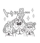 推しにときめく♪サンリオキャラクターズ2(個別スタンプ:19)