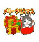 冬のもこもこ猫ちゃんズ(個別スタンプ:36)