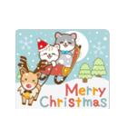 大人のためアニマルズ★動く冬&クリスマス(個別スタンプ:2)