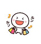 冬のシンプルさん☆(個別スタンプ:31)