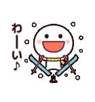 冬のシンプルさん☆(個別スタンプ:36)