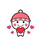 冬のシンプルさん☆(個別スタンプ:38)