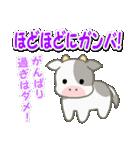 のほほん子牛 毎日&年末年始(個別スタンプ:26)