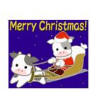 のほほん子牛 毎日&年末年始(個別スタンプ:33)