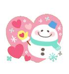 冬とお正月♡やさしいスマイル(個別スタンプ:29)