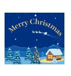 【動く・誕生日・クリスマス・お正月】(個別スタンプ:9)
