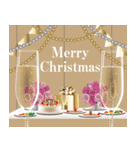 【動く・誕生日・クリスマス・お正月】(個別スタンプ:12)