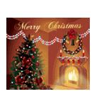 【動く・誕生日・クリスマス・お正月】(個別スタンプ:13)