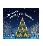 【動く・誕生日・クリスマス・お正月】(個別スタンプ:15)