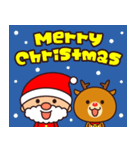 ☆楽しいクリスマス☆スタンプ(個別スタンプ:4)