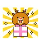 ☆楽しいクリスマス☆スタンプ(個別スタンプ:19)