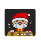 ☆楽しいクリスマス☆スタンプ(個別スタンプ:21)
