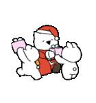 すこぶる動くウサギ【冬2】(個別スタンプ:12)