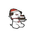 すこぶる動くウサギ【冬2】(個別スタンプ:13)