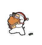 すこぶる動くウサギ【冬2】(個別スタンプ:16)