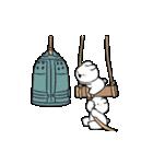 すこぶる動くウサギ【冬2】(個別スタンプ:23)