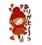 大人のやすらぎ「冬〜☆年末年始のご挨拶」(個別スタンプ:15)