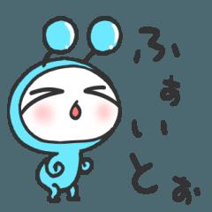 [LINEスタンプ] おとぼけ8匹の関西弁スタンプ5!