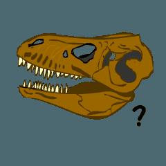 怖い恐竜たち