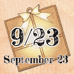[LINEスタンプ] 9月23日記念日BIGスタンプ
