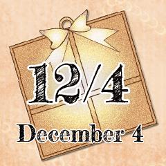 [LINEスタンプ] 12月4日記念日BIGスタンプ